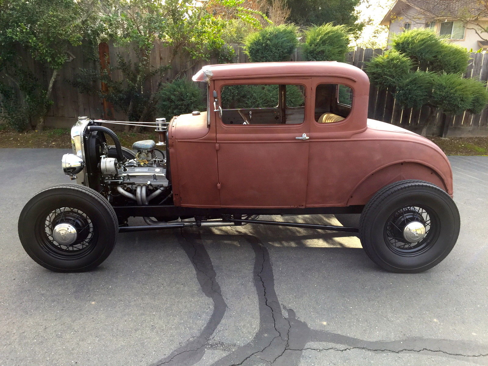 1931 Ford Model A Coupe-Hot Rod-V8 -California Car-1928-1929-1930 ...