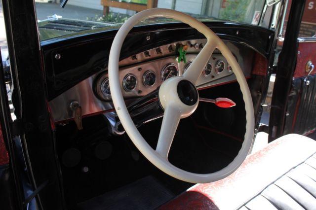 Ford Model A V California Car Always Early Hotrod Barn Find