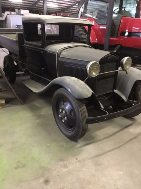 1931 ford model aa dump truck for sale  photos  technical