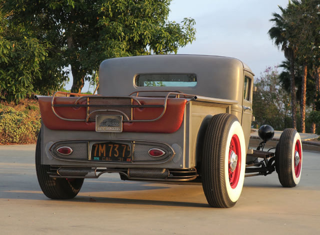 D moreover Ford Model T Coupe Hot Rod A Frame Chopped Rat Flathead Kustom also  further Gmc Ec Pickup moreover . on 1931 ford model a pickup truck rod