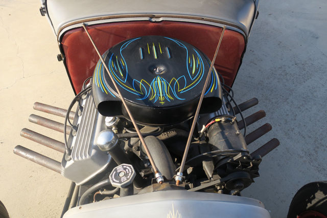 1931 Ford Pick-Up Truck DeSoto Hemi Engine Old School Hot ...