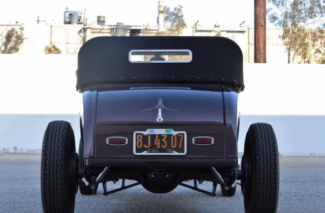 1931 Ford Roadster / Hot Rod / Restored Custom / Original