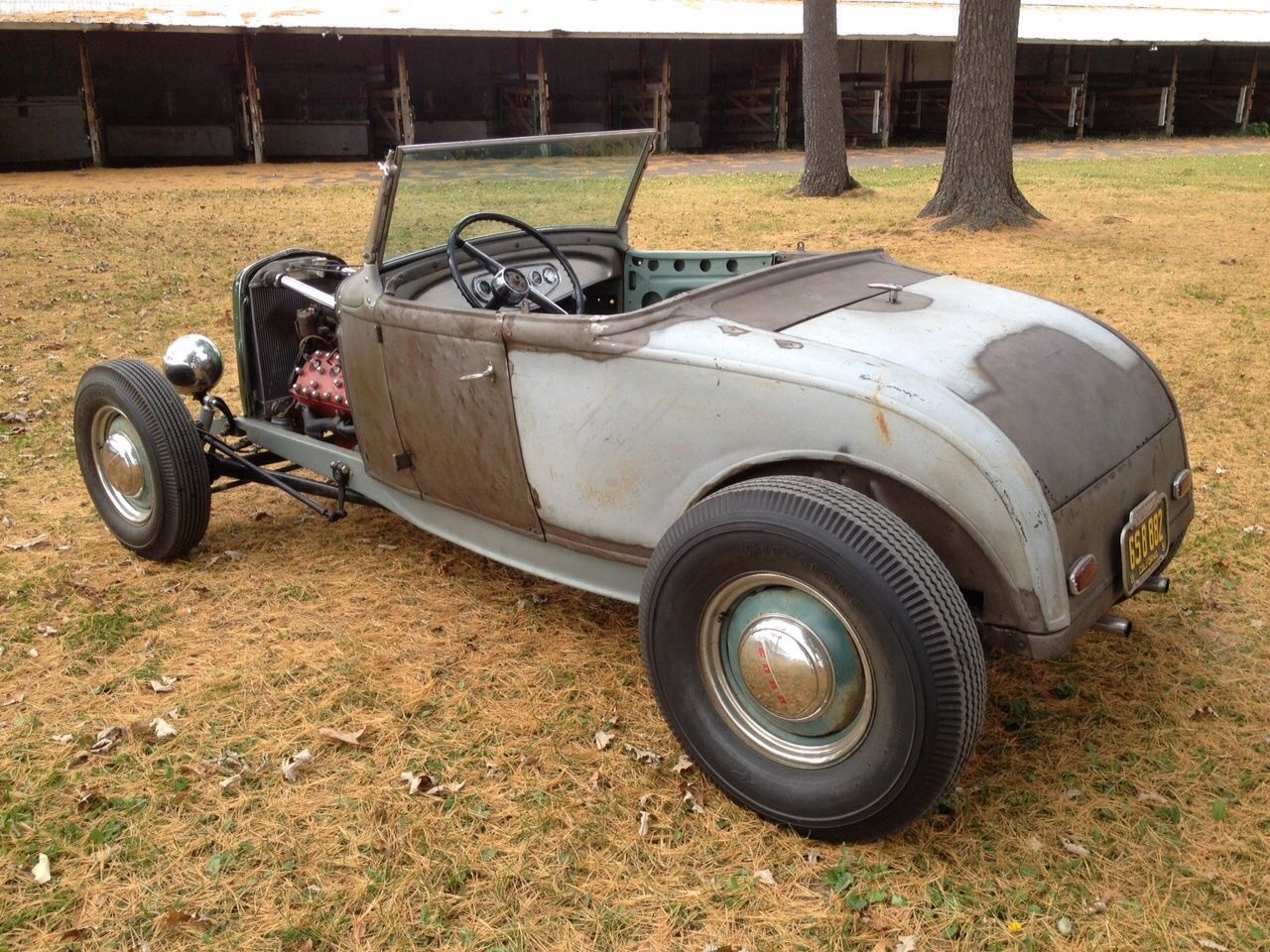 1931 Ford Roadster With Original 1932 Frame And 59AB Flatead! for ...