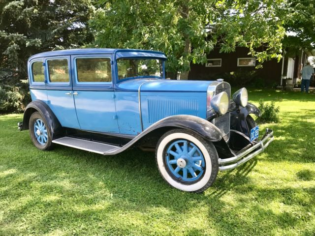 1931 nash 660 4 door sedan original survivor daily driver for 1927 nash 4 door sedan