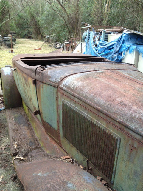 rat rod project for sale