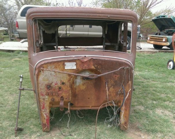 1932 Chevrolet 5 window coupe Project 32 Hot Rat Rod Body ...