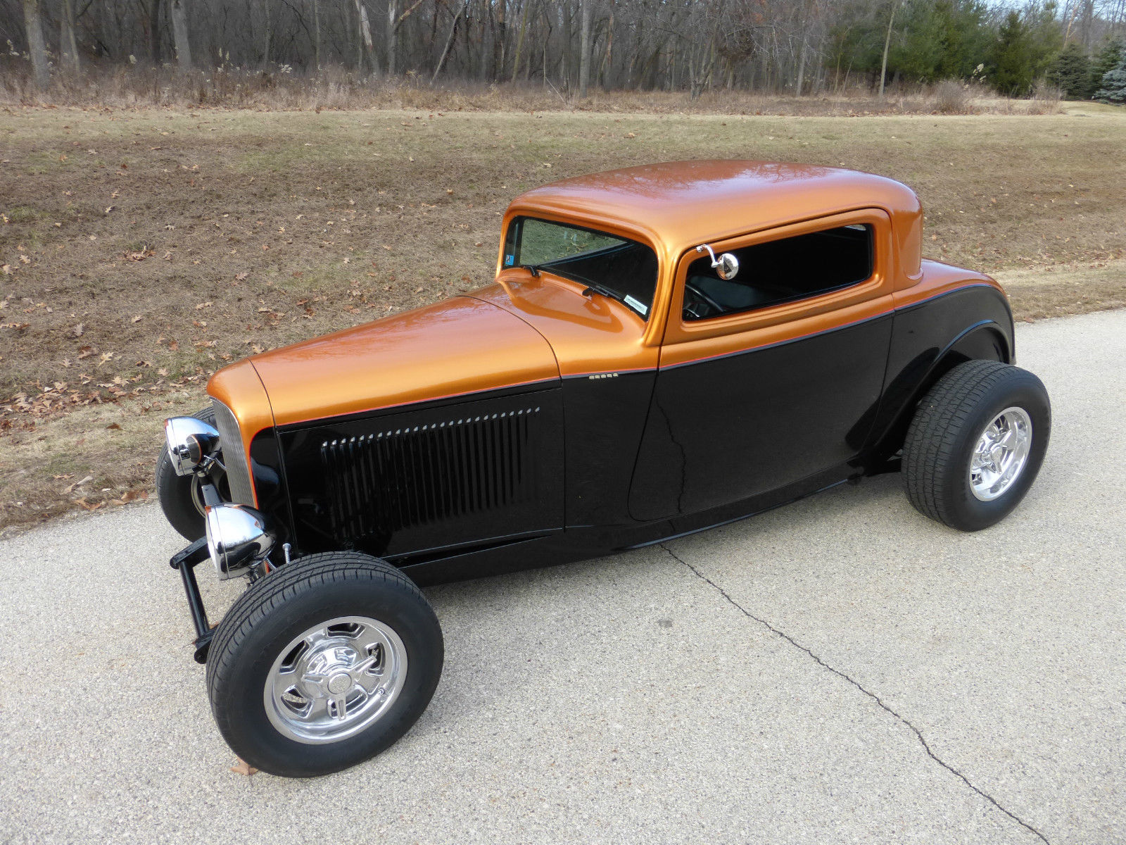 1932 ford 3 window coupe hot rod high boy or full fendered for 1932 ford 3 window coupe hot rod