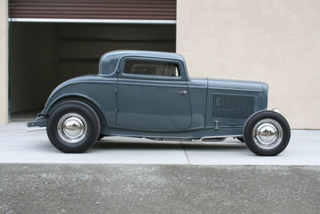 1932 ford 3 window coupe hot rod street rod 1933 1934 1936 for 1932 ford 3 window coupe chassis