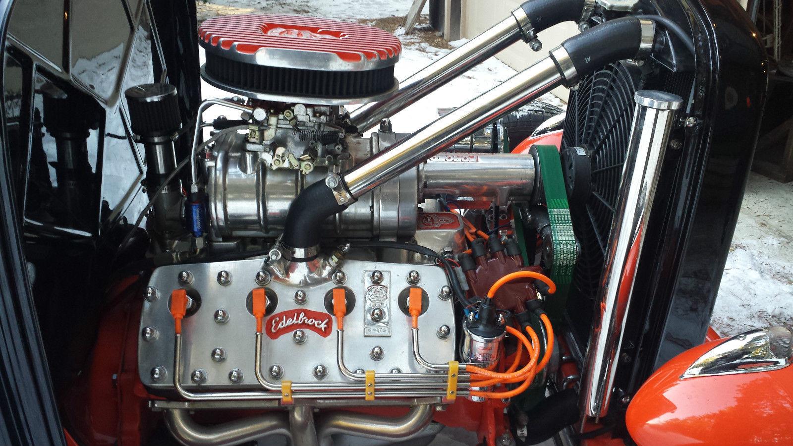 ford flathead wiring 1936 1932    ford    3 window coupe hotrod blown    flathead    5 speed  1932    ford    3 window coupe hotrod blown    flathead    5 speed