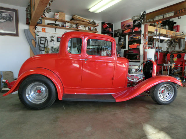1932 ford 5 window coupe hot rod original ford body for 1932 ford five window coupe project for sale
