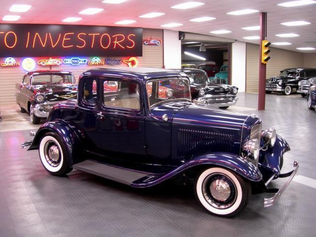 1932 ford coupe 5 window steel for 1932 five window coupe