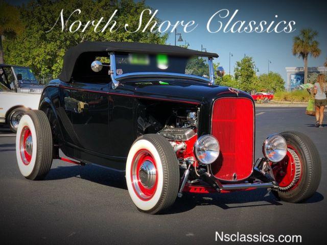 1932 ford roadster built by adams hot rod shop pristine Adams street motors