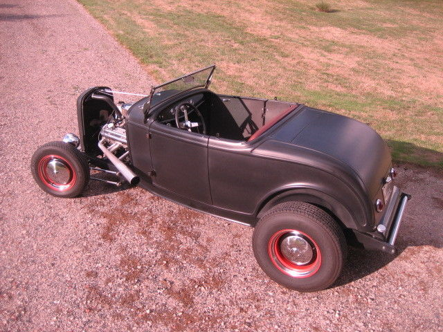 1932 Ford Roadster Wescott Body Chassis By Limeworks