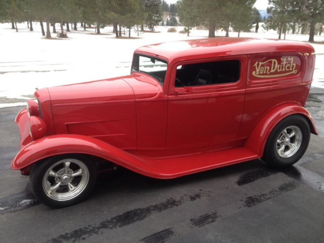 1932 ford sedan delivery street hot rod all steel for sale in Newman Lake, Washington, United States