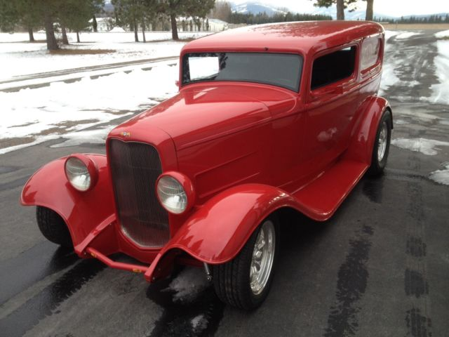 1932 Ford Sedan Delivery Street Hot Rod All Steel For Sale
