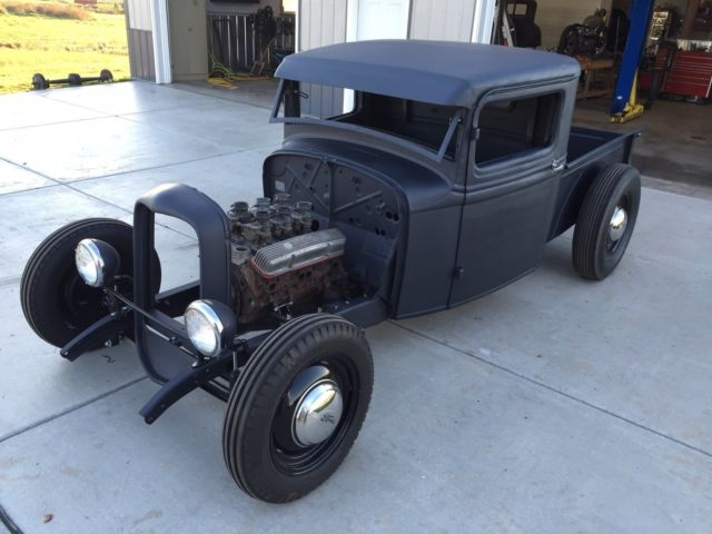 1932 Ford Truck Hot Rat Rod Scta Project For Sale In