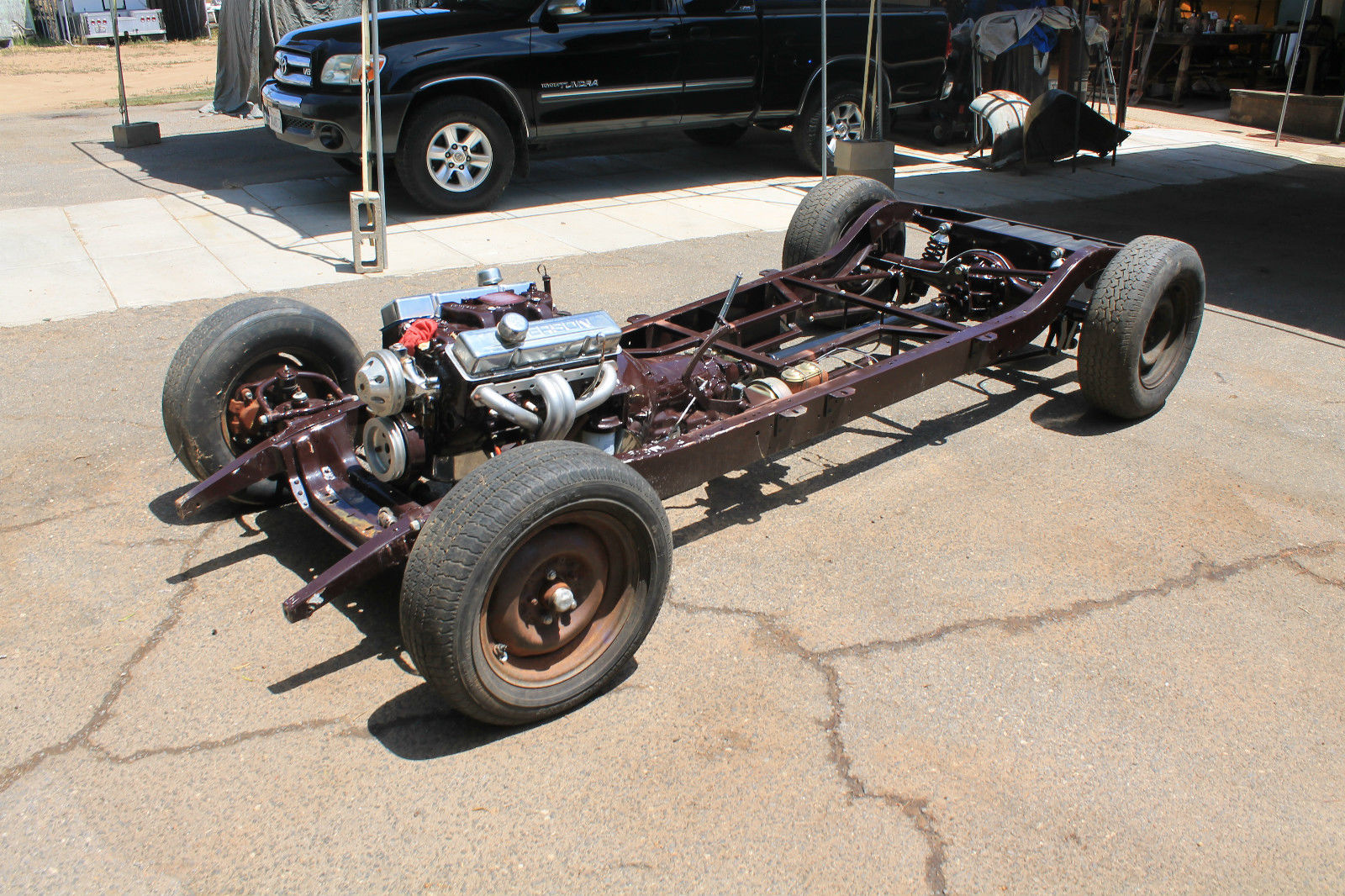 1932 hot rod rolling chassis street rod for sale in Escondido ...