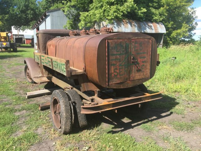 1932 Model Aa Ford Truck Bulk Tank Rat Rod Fuel Tank