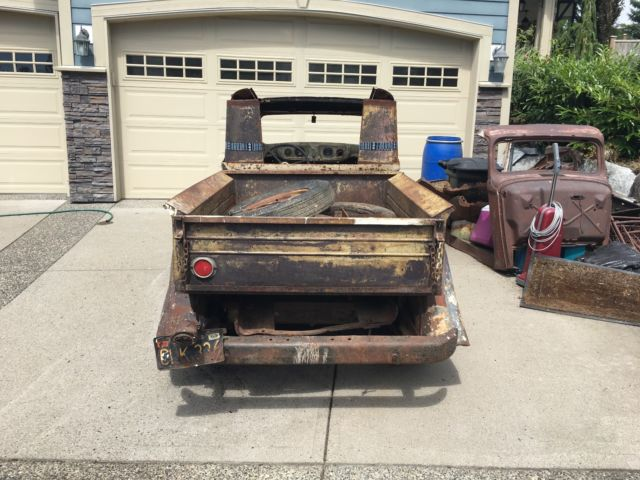 1933 Willys Truck Project Craigslist | Autos Post