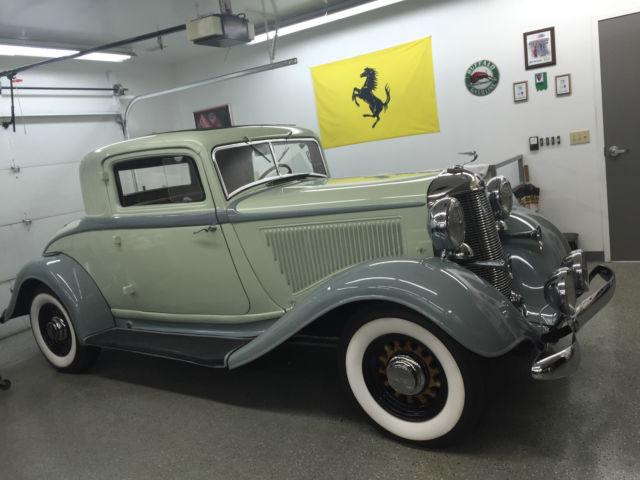 1933 Desoto Sedan For Sale In Sioux Falls South Dakota