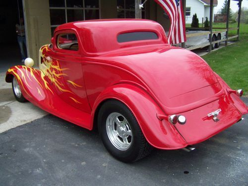 1933 ford 3 window coupe streetrod custom paint and for 1933 3 window coupe