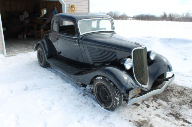 1933 ford 5 window coupe barn find for sale in for 1933 ford 5 window coupe