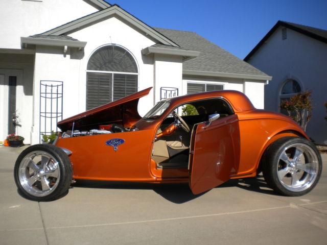 1933 Ford Coupe Speedster Speedstar For Sale In Redding