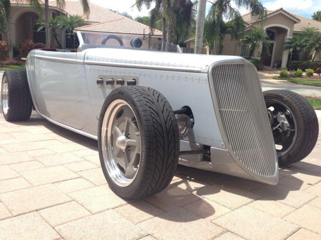 1933 Ford Custom Roadster Car Warrior Ford 33