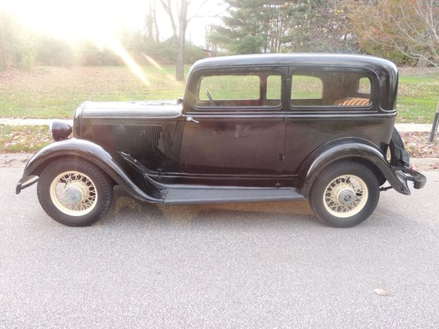 1933 plymouth 2 door sedan numbers matching very rare flat for 1933 plymouth 4 door