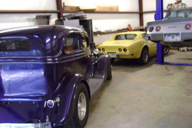 1934 2 door sedan classic street rod with 3 1 2 chopped top for 1934 ford two door sedan