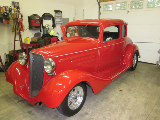1934 chevrolet 5 window coupe for 1934 chevy 5 window coupe