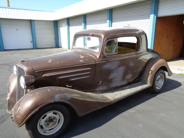 1934 Chevrolet Coupe Master for sale in Sandy, Utah, United States
