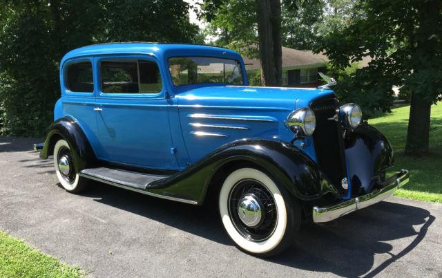 1934 chevrolet master 2door sedan nice restored very for 1934 chevrolet 2 door sedan
