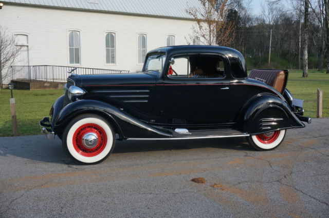 Master Cylinder Price >> 1934 Chevrolet Master 3 Window Coupe ALL STEEL Original ...