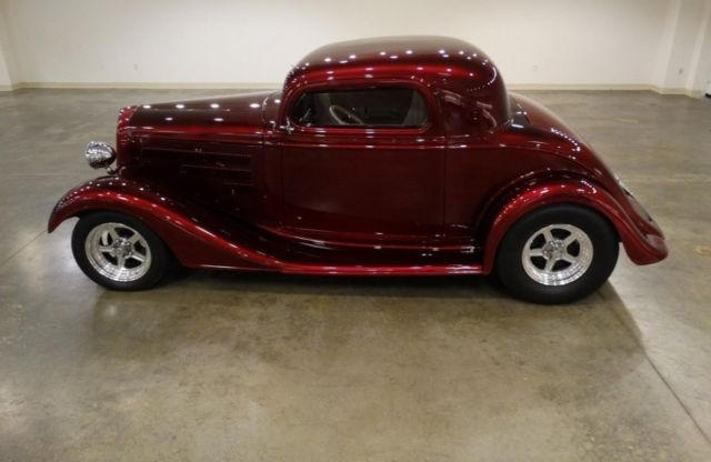 1934 Chevy street rod for sale: photos, technical specifications