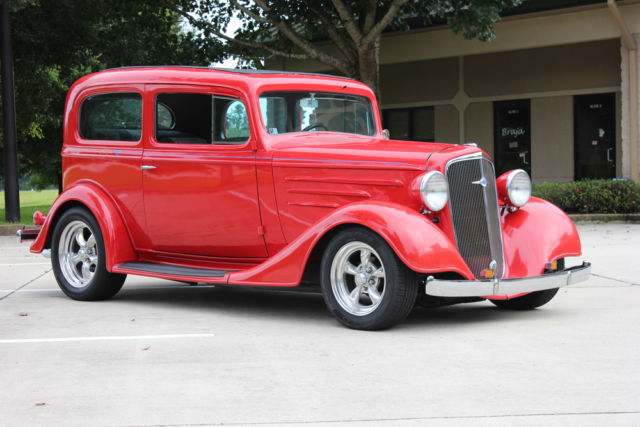 1934 chevy ford 2 door sedan real steel body for sale in for 1934 ford two door sedan