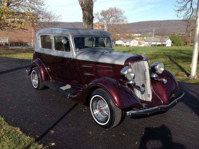 1934 dodge sedan 454 chevy all steel for sale in east for 1934 plymouth 2 door sedan