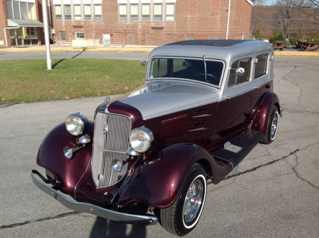 1934 dodge sedan 454 chevy all steel for sale in east greenville pennsylvania united states for 1934 plymouth 4 door sedan for sale