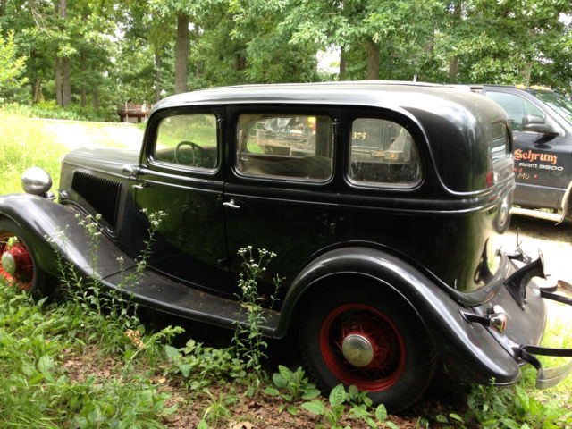 1934 ford 4 door for sale in potosi missouri united states for 1934 ford door