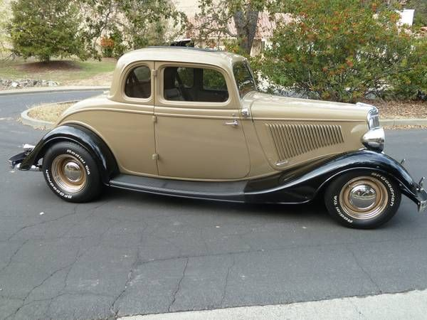 1934 ford 5 window coupe for sale in vacaville california