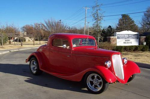 1934 ford coupe project hotrod 3 window chopped new for 1934 ford 3 window coupe project for sale