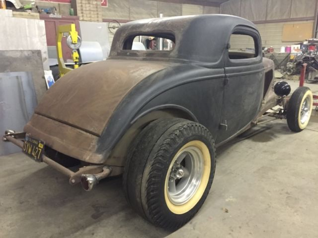 1934 Ford Rat Rod Hot Rod For Sale In Parsonsburg