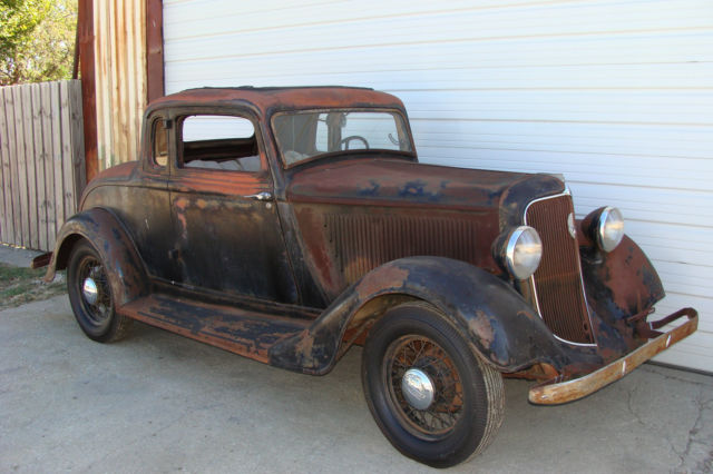 1934 plymouth pg coupe 5 window project fast n loud for for 1934 plymouth 5 window coupe