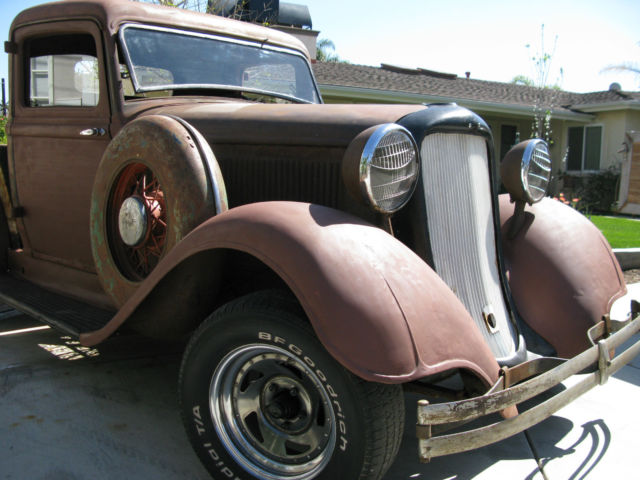 1935 34 33 Dodge Pickup for sale in Huntington Beach ...
