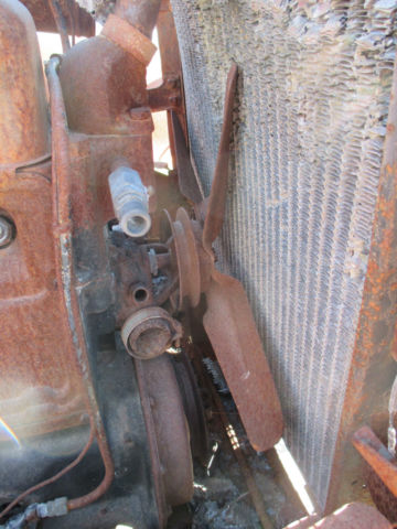 1935 Chevrolet Pickup Truck burnt CCbx EB Commercial Chassis
