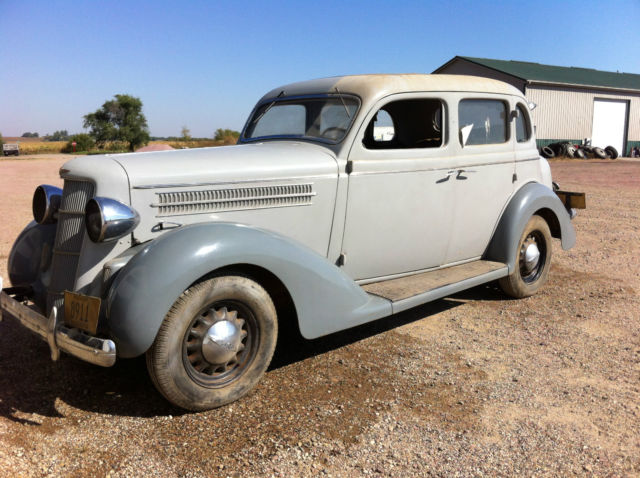 1935 Dodge Brothers 4 Dr Sedan For Sale In Tea South