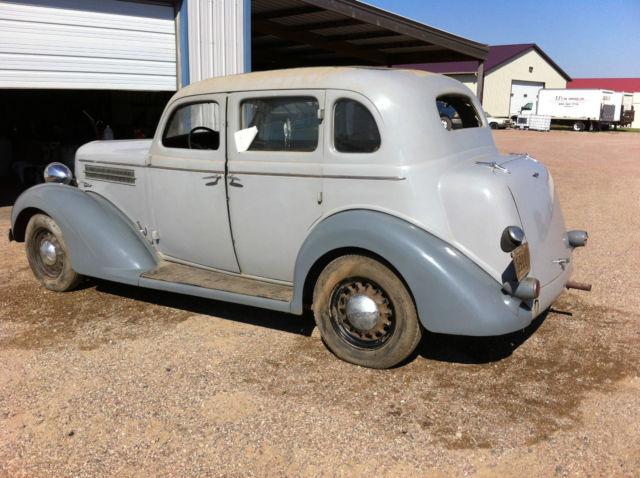 1935 dodge brothers 4 dr sedan for sale in tea south for 1935 dodge 4 door sedan