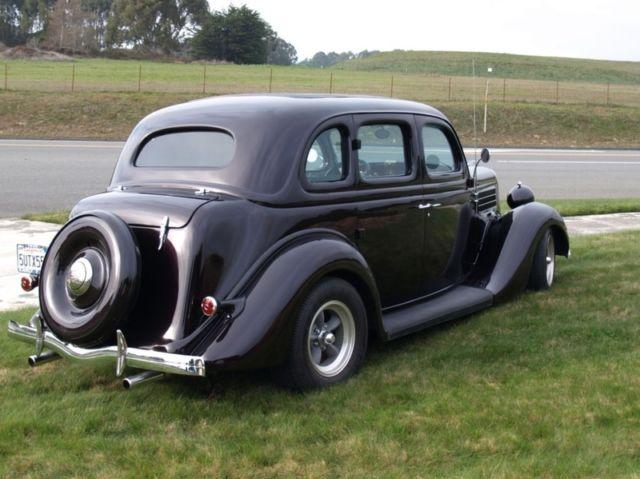 1935 ford four door custom for sale in mckinleyville for 1935 ford 4 door sedan
