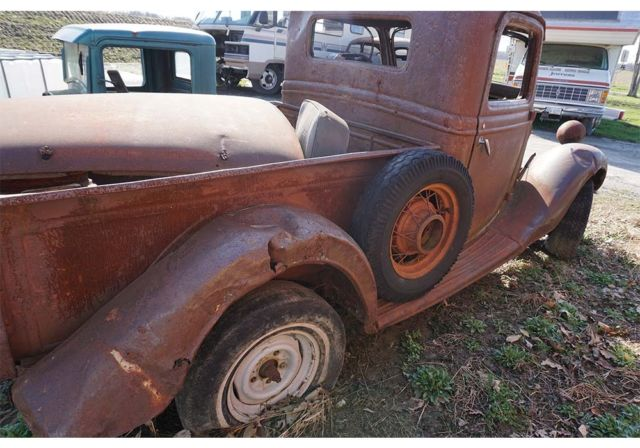 Parts Of A Hot Rod : Ford truck rat rod parts custom street patina