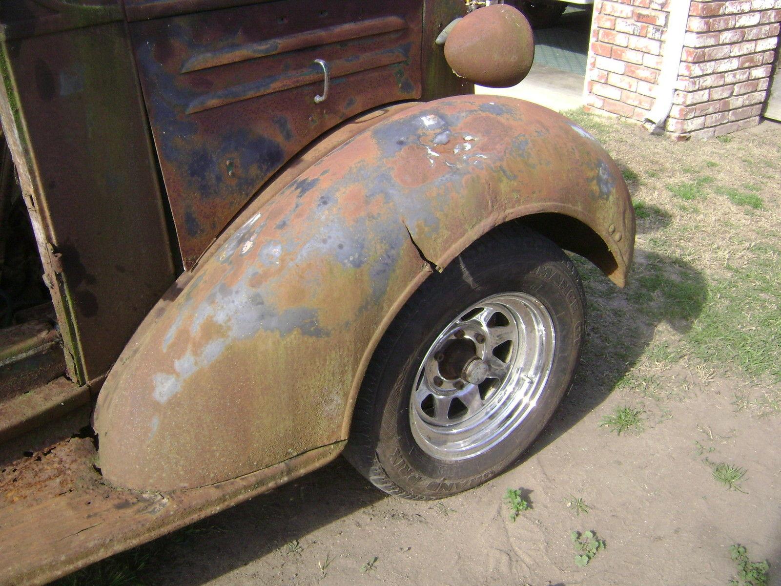 1936 1937 1938 1/2 TON CHEVROLET PICKUP TRUCK FOR